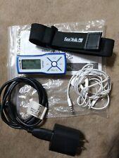 SanDisk Sansa m230 Blue 512MB Digital Media Player MP3 WMA FM Voice Recorder