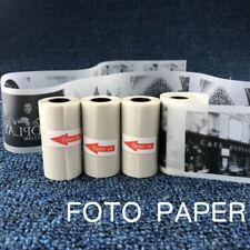 Semi-Transparent Thermal Printing Roll Paper for Paperang Photo Printer Code