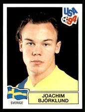 PANINI USA '94 (INT VERSION) JOACHIM BJORKLUND SWEDEN No. 156