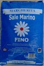 25  Kg Sale Marino Meersalz Natursalz ohne Zusätze fein (0,3-0,5mm)