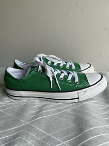 Converse All Star Green 150476F Unisex Shoes Men's 6 Wo's 8
