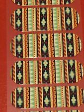 Jamberry Half Sheet - Aztec NAS