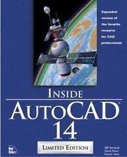 Autocad 14 by Bill Burchard, David Pitzer, Francis Soen and Michael Todd Peterso