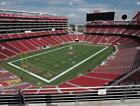 2 SF 49er vs ColtsTickets! Sec 321-R 5! Oct 24th! Great View! No Reserve!
