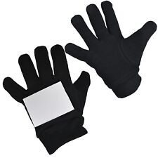 Quality Gloves with Hook and Loop backing - made for a Stormtrooper  - from USA