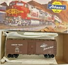 HO scale  Athearn Canadian Pacific  AAR Box car Steam CP 240000 vintage