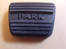 1974 - 1987 Chevy Truck Suburban Parking Brake Pedal Pad Cover GM Discontinued