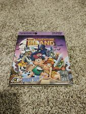 New Adventure Island (TurboGrafx-16, 1992) New in Box