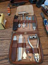 Vintage Dreizack Soligen Combination Knife Hammer Tool Kit
