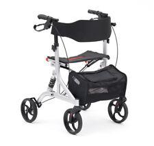 Drive Suspension Rollator Bag Backrest Seat Lightweight Walker Mobility