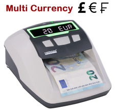 Rilevatore banconote contraffatte Ratiotec Ratiotec SMART PRO-banca falsi nota Checker