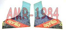 Série Décalcomanies Adhésifs Réservoir Droite Gauche Aprilia Tuareg 125 de 1985