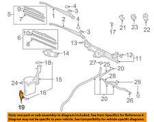 TOYOTA OEM 01-03 Echo Windhsield Wiper-Washer Fluid Pump 8533052010