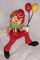 Vintage Enesco Clown Shelf Sitter