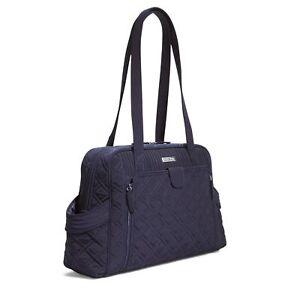 Vera Bradley Make a Change Baby Bag Classic Navy Blue NWT