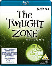 THE TWILIGHT ZONE TEMPORADA 3 BLU-RAY NUEVO Blu-ray (fheb2858)
