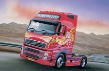 Modellini statici camion in plastica scala 1:6