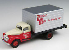Classic Metal Works #30373 1941 Chevrolet Delivery Truck - Western Auto Stores