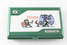 Nintendo Game & Watch Zelda Multi Screen Fully Tested ZL-65