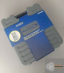 """Blue Point 1/4"""" + 3/8"""" + 1/2"""" 100pc Service Set Inc VAT New As Sold By Snap On"""