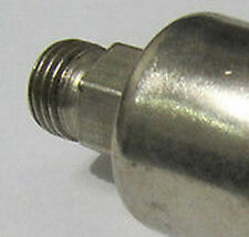 "RDGTOOLS 4X 1/2"" SPRING OIL CUPS STRAIGHT FITTING 1/4"" BSP FITTING MILLING LATHE"