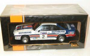 1/18 Opel Manta 400 Rothmans  Lombard RAC Rally 1983  H.Toivonen / F.Gallagher