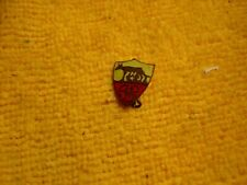 Very old brooch pin badge Foottball AS Roma soccer offered by MTH