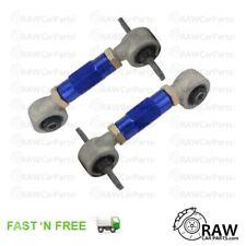 BLUE Rear Adjustable Camber Kit for Honda CRX Civic Integra EG EJ EK DC2 88-00