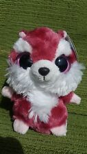 "YOOHOO & FRIENDS - 5"" CHEWHOO SQUIRREL - PLUSH SOFT TOY - AURORA  -  WITH TAGS"