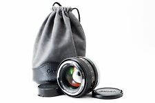 Canon FD 55mm F/1.2 MF lens overhauled w/case [Exc+++] from Japan #580