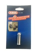ABUS 2160 Series Security Door Viewer, Peephole, 160 degree view peep hole