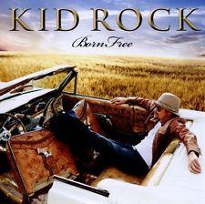 "KID Rock ""Born Free"" CD 12 tracks nuovo"