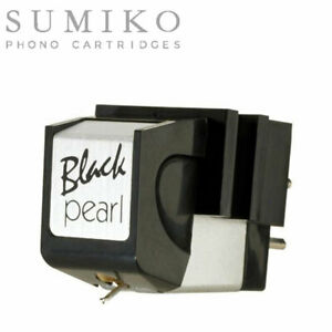 Sumiko Black Pearl MM Cartridge for Turntables High Output Upgrade Moving Magnet