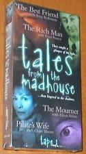 Tales From The Madhouse, Tape 1 - Four 14 Minute Episodes - New VHS