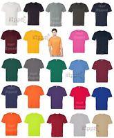 All Sport Mens Polyester Sport T-Shirt M1009 S-3XL Moisture Wicking Dri-Fit NEW