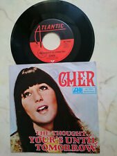 Cher The Thought Of Loving You/Your ´S Until Tomorrow German Atlantic 60s