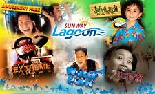 Sunway Lagoon Water Theme Park Admission Tickets (All 6-Parks) - SPECIAL PROMO