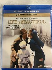 Life is Beautiful (Blu-Ray) preowned Get It Fun and Fast ! A Modern Masterpie