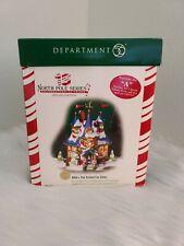 Dept 56 North Pole Alfie's Toy School For Elves - #56894