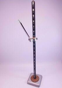 Vintage Dritz Skirt Marker 21 inch Hem Sewing Ruler Stand with Chalk Holder