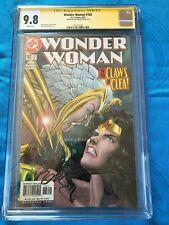 Wonder Woman #182 - DC - CGC SS 9.8 - Signed by Phil Jimenez