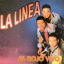 """La Lineo """"Al Rojo Vivo"""" OOP cd MINT"""