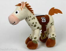 "CHUCK-WAGON Disney's California Bullseye Stallion Stampede #2 Plush Figure ""NEW"""