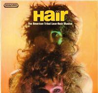 HAIR soundtrack 4061 uk boulevard LP PS VG/EX