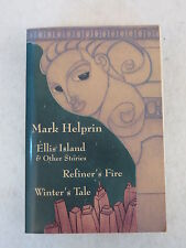 Mark Helprin  ELLIS ISLAND & OTHER STORIES Book of the Month Club c. 1991