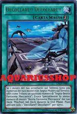 Yu-Gi-Oh! Decollare!! Decollare!! LTGY-IT061 Ultra Rara in ITA ZEXAL Scramble!!