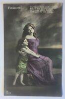 Frauen, Kinder, Mode, Verlassen, 1916  ♥ (74480)