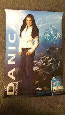 Danica Patrick Peak Antifreeze Poster - New