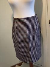 M&S Pull On Knee Length Skirt 14