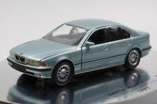 BMW 5er 5 series E39 silvergreen 1995 1:43 Schabak